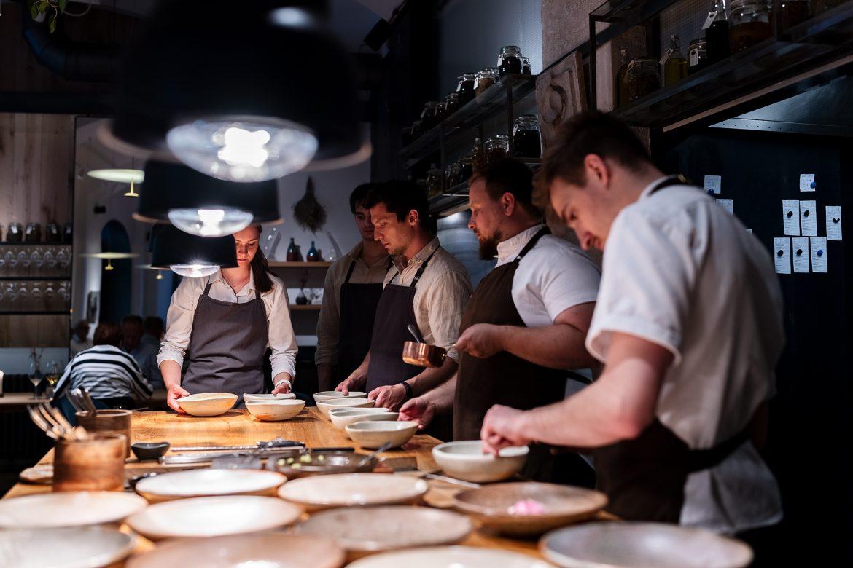 兩家布達佩斯餐廳榮獲米其林一星